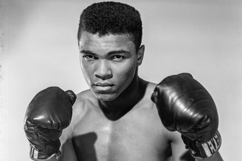 Muhammad Ali: Crusader of Black Power, Boxing Champion, and Icon Dies at 74
