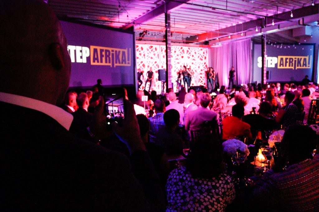 Step Afrika! Celebrates 21st Anniversary With Gala (Photos)