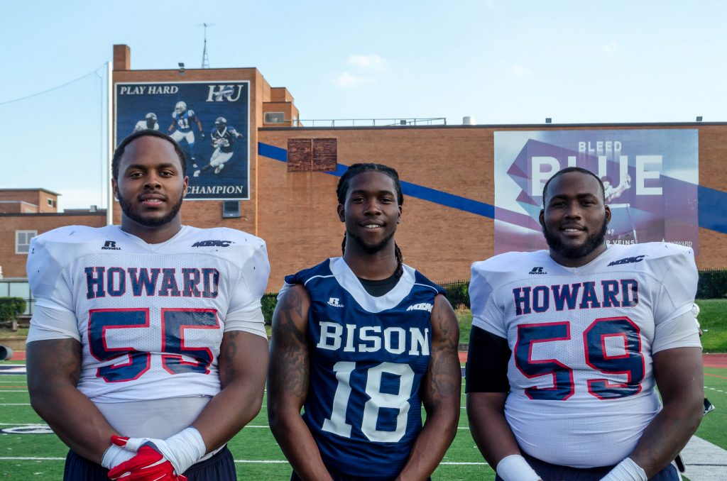 Season '16: HU Football Senior Players Predict Success