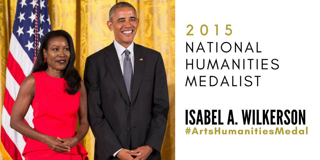 Howard Alumna Receives Humanities Medal from President Barack Obama