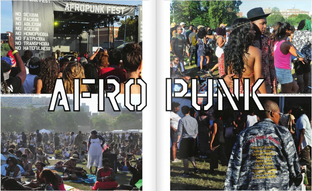 AFROPUNK: Afrocentric Festival Showcases Pan-African Culture, Worldwide Diaspora