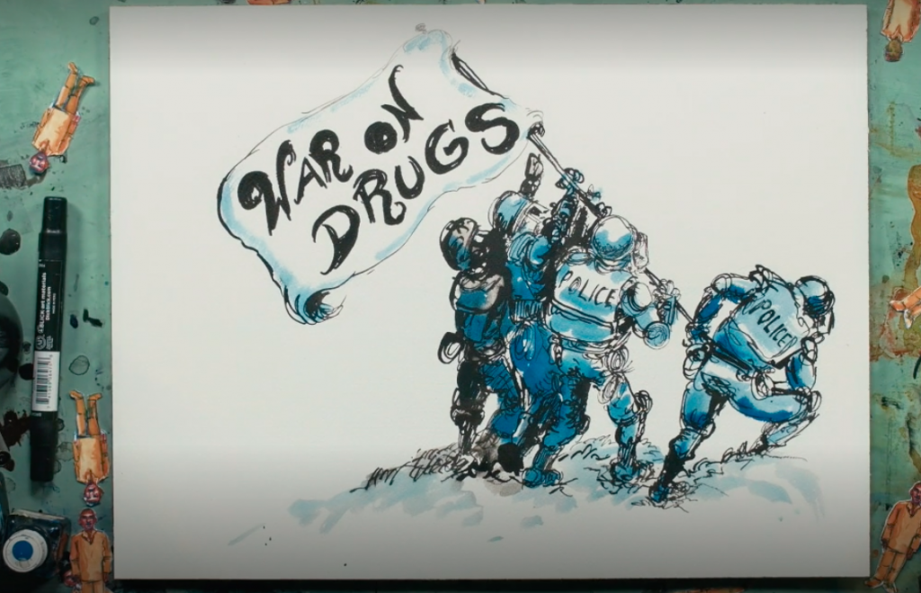 Jay-Z and the History of the War on Drugs: From Prohibition to Gold Rush