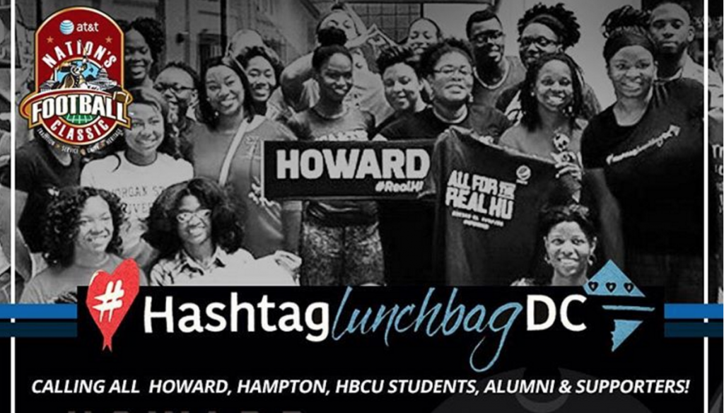 #HashtagLunchbagDC: A Classic Truth and Service Move