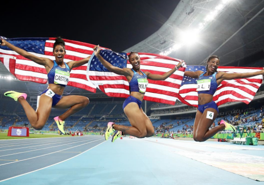 Black Girl Magic: The Summer of Firsts in the Olympics