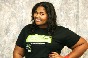 ScholarCHIPs founder Yasmine Arrington. (Courtesy photo)