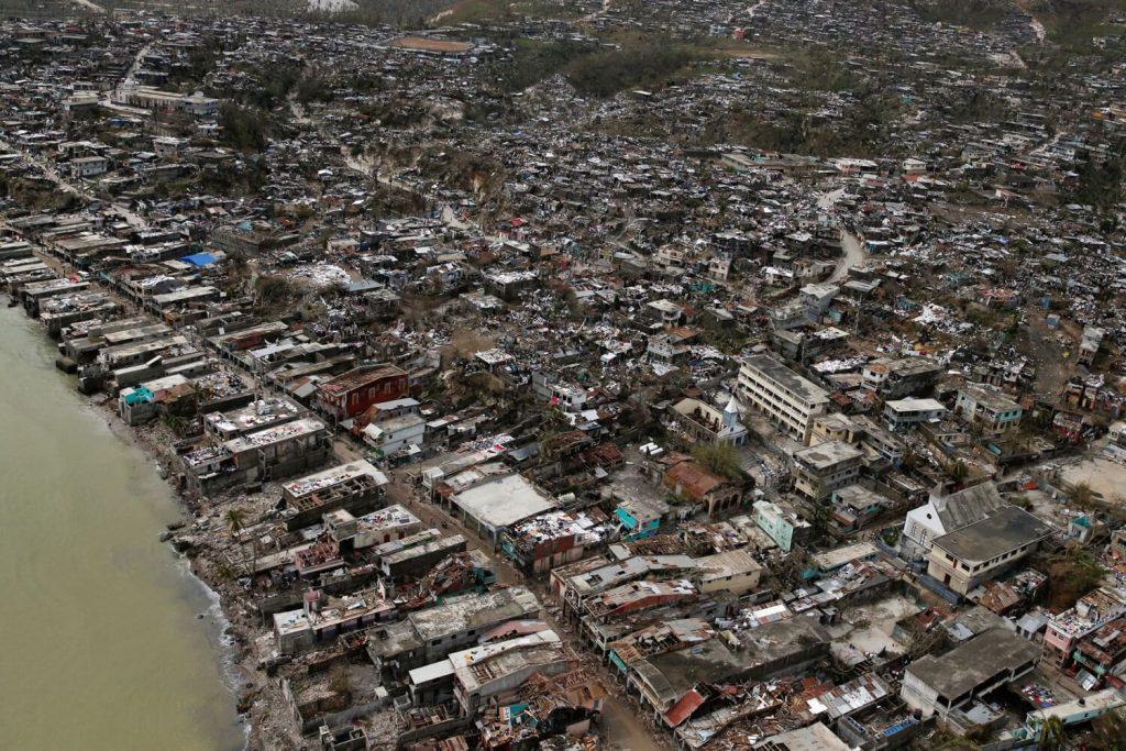Hurricane Matthew: Haiti Suffers High Death Toll