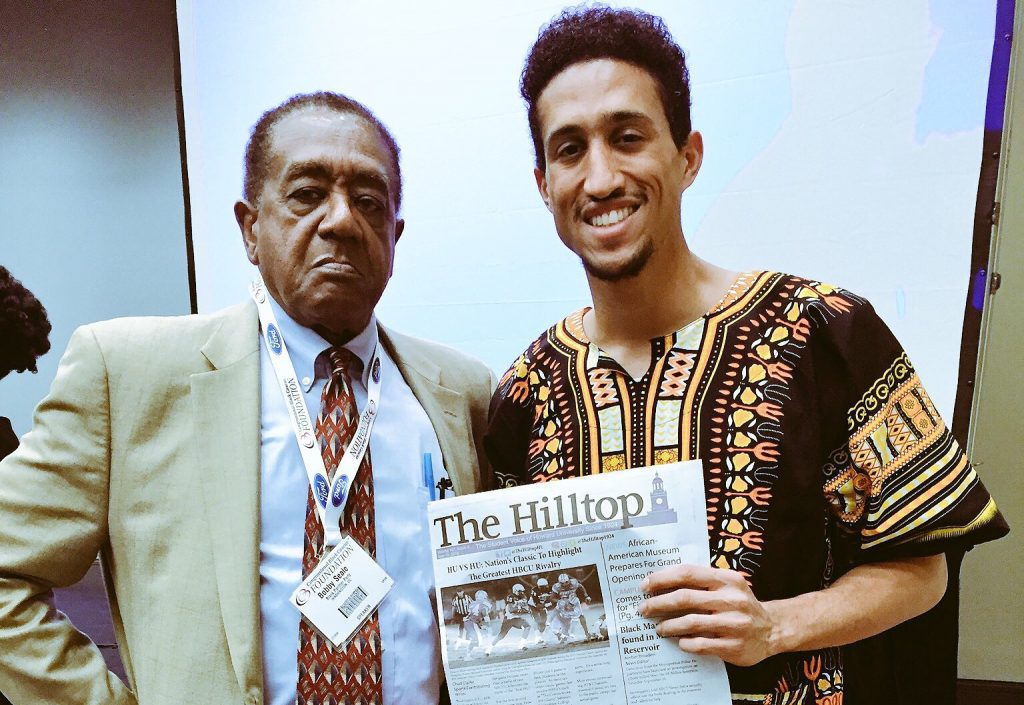 "Letter From The Editor: ""What Made Me Come To Oakland's #BlackPanther50: Meeting Bobby Seale and The NAABPP"""
