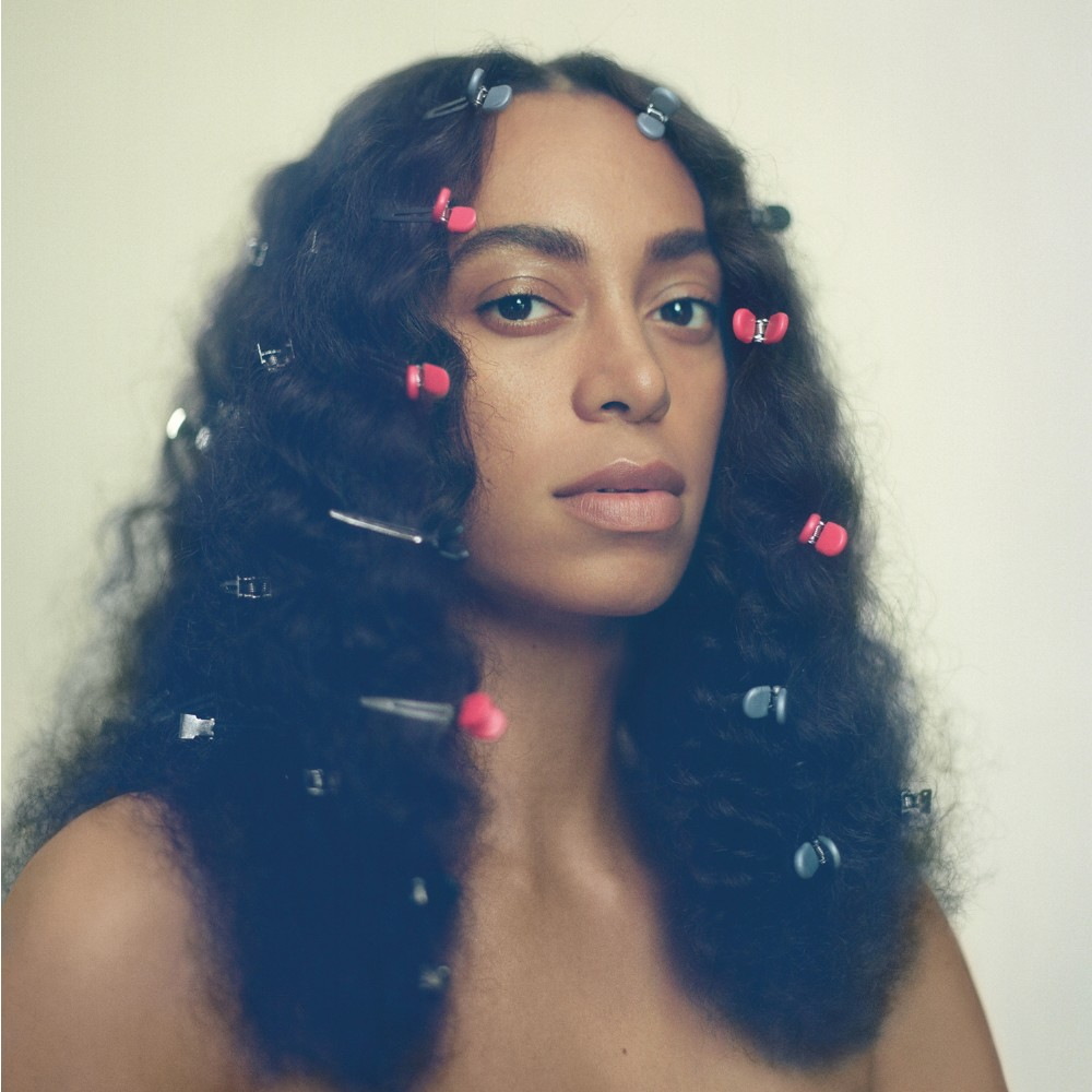 "Album cover for Solange Knowles' latest album ""A Seat at the Table,"" released on September 30, 2016. (Courtesy Photo)"