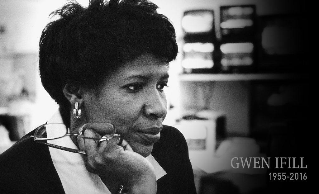 In Loving Memory…Howard University Community Reflections on Gwen Ifill