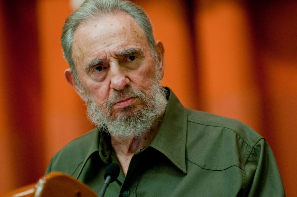Fidel Castro, Cuban Revolutionary, Dies at 90