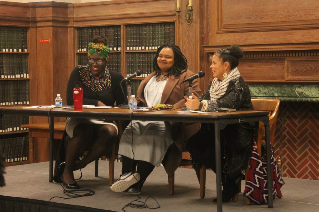#BlackLivesMatter, #RhodesMustFall Organizers Discuss Global Black Activism