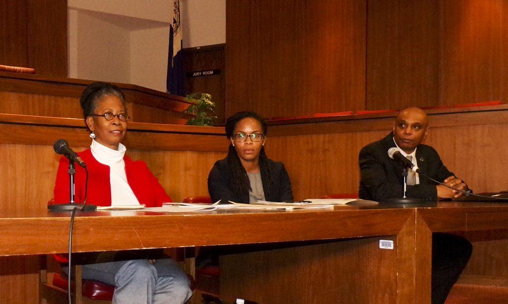 Howard Law Panel Discusses Black Economic Empowerment