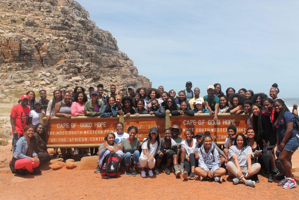 Perspective: My YAALI's Pilgrimage to South Africa
