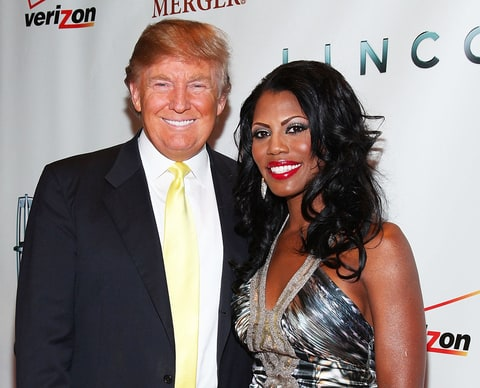 COLUMN — Omarosa Manigault Hired as Overseer on Trump's Plantation