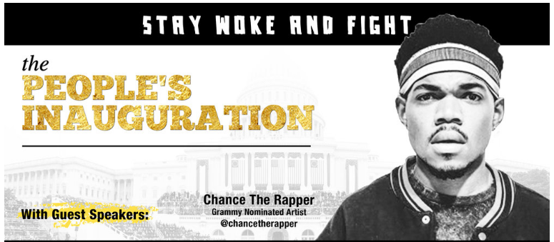 """The People's Inauguration To Bring """"Stay Woke and Fight"""" Campaign to Howard University"""