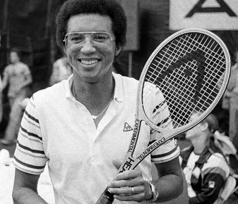 Arthur Ashe: Tennis Legend and African-American Community Role Model