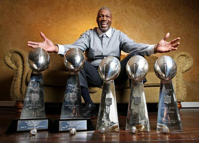 Who is Charles Haley?