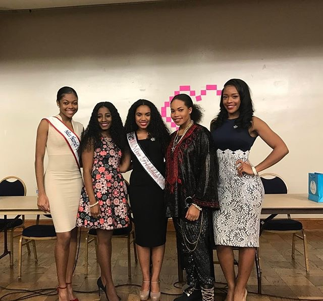 """Love Yourz"": Miss Freshman's Heartfelt Panel on Self-Love"