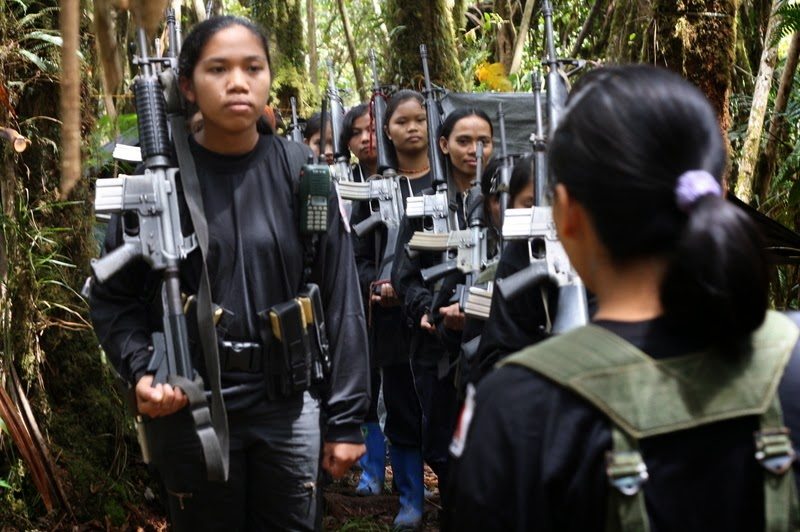 Tension Rising Between Government of the Philippines and New People's Army