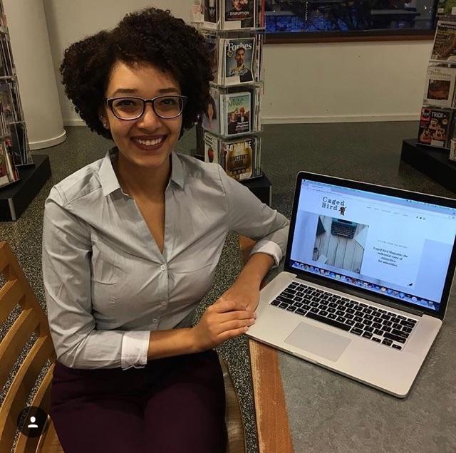 Profile: Alexa Lisitza, founder of Caged Bird Magazine