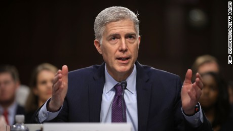OVERVIEW: Gorsuch Confirmed for Supreme Court After Partisan Infighting and Chicanery