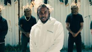 """Kendrick Lamar's """"HUMBLE."""" Ignites Controversy"""
