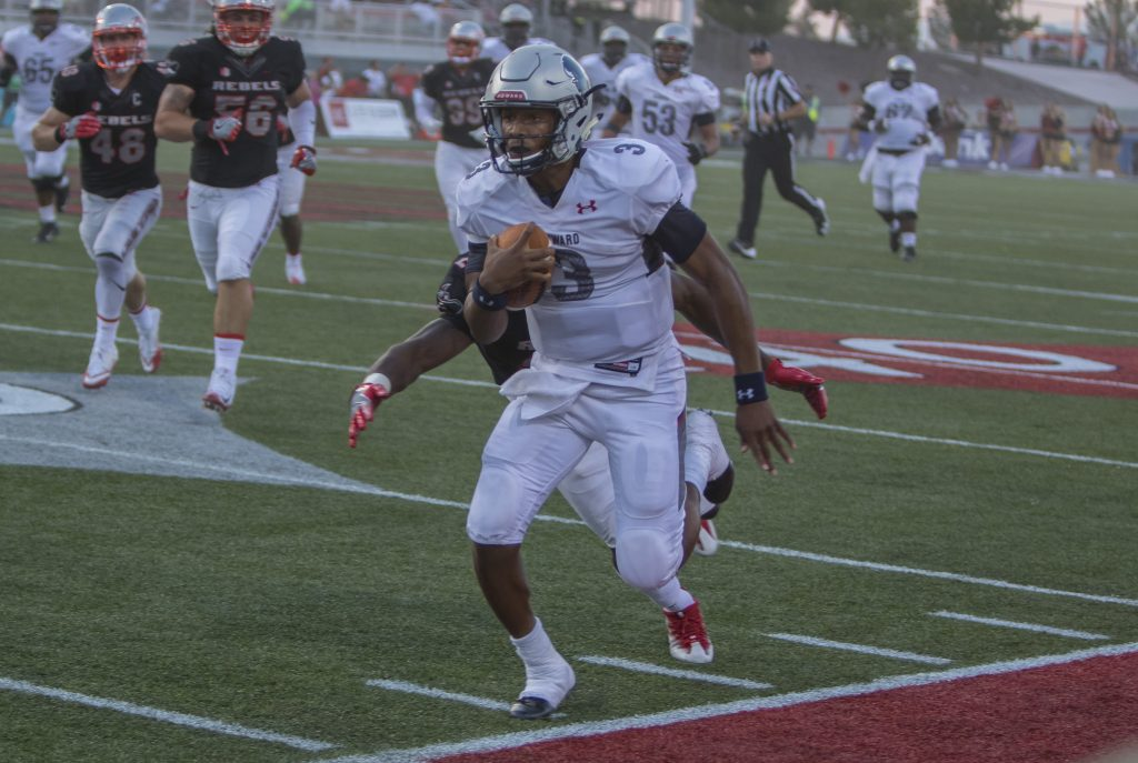 Mission Possible: Howard Defeats UNLV in Historic Victory