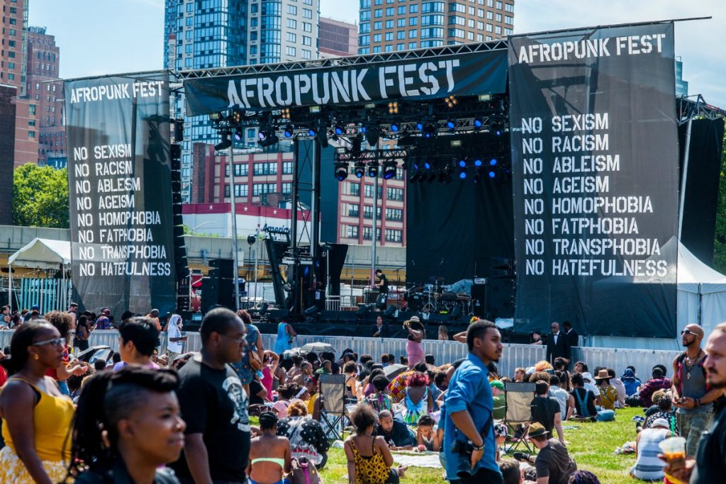 Afropunk is more than a Festival, Afropunk is Defiance