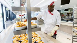 Changes at Sodexo: Bridging the Gap Between Howard's Student Body and Sodexo