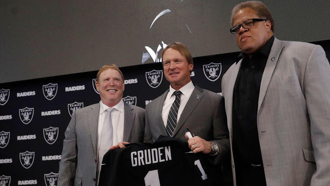 The Oakland Raiders are being investigated for violating the Rooney Rule