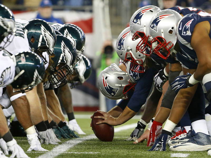 Who will win the Lombardi Trophy?  The New England Patriots and the Philadelphia Eagles Face-off in Super Bowl LII