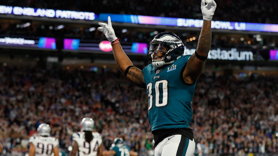 History: The Philadelphia Eagles win their first ever Super Bowl