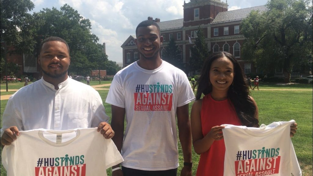 Title IX Office Holds HU Stands Kick-Off Event