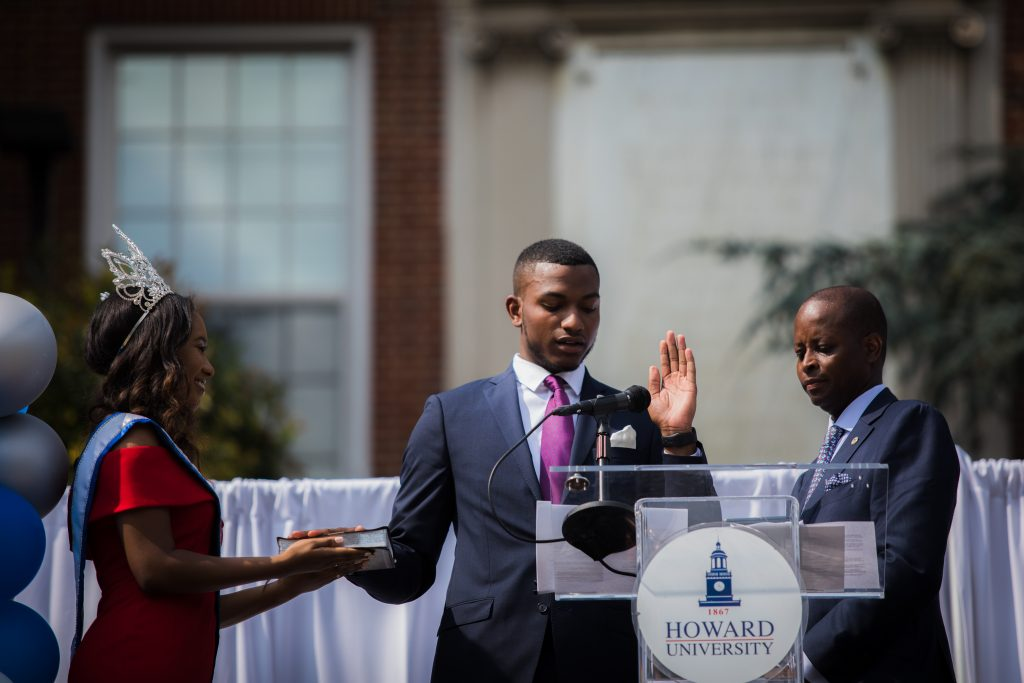 58th Annual HUSA Inauguration Emphasizes Community For All Students