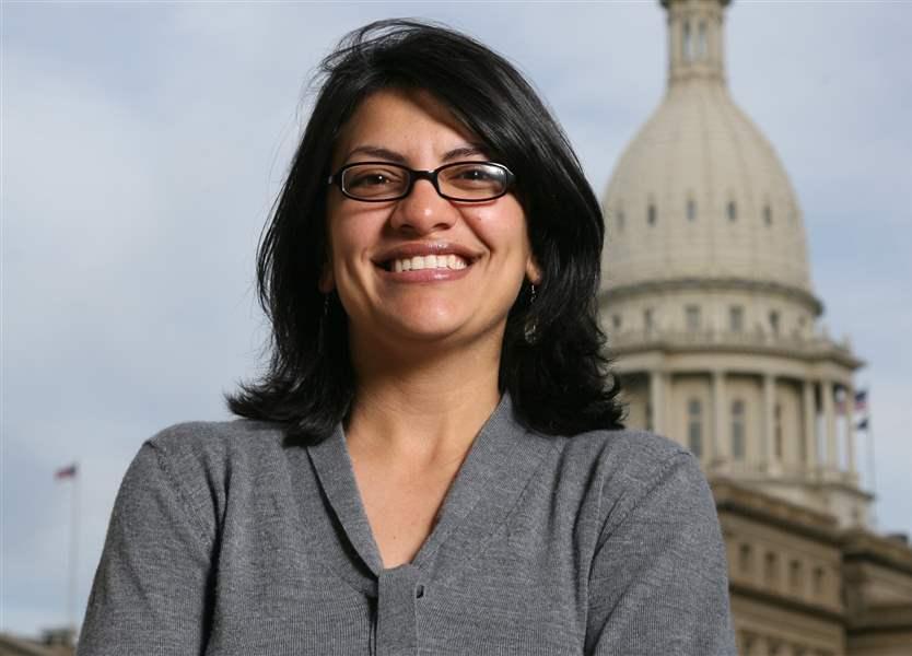 Potential First Palestinian-American Congresswoman, Rashida Tlaib, is Not Afraid of Washington