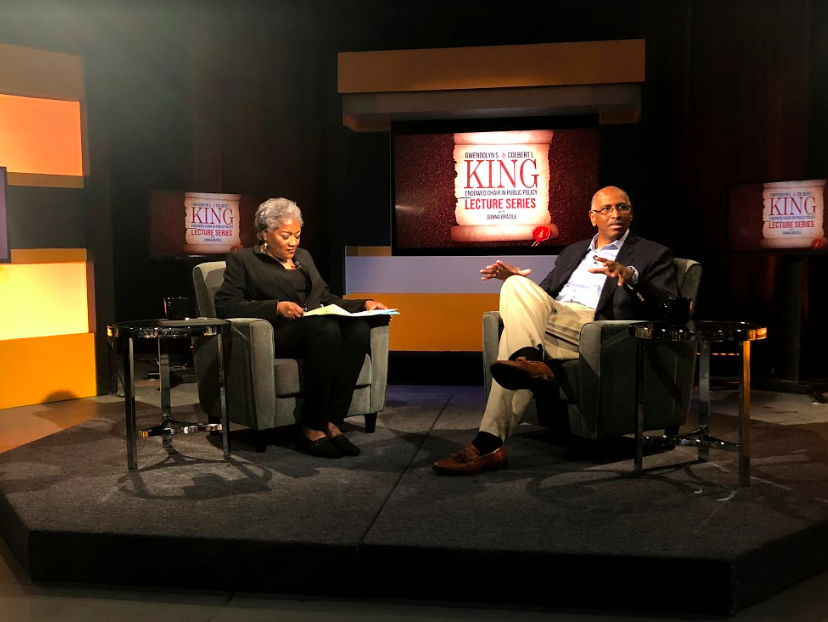 Donna Brazile and Michael Steele urge challenging the system in 'The Future is Now: Reviving Civility'