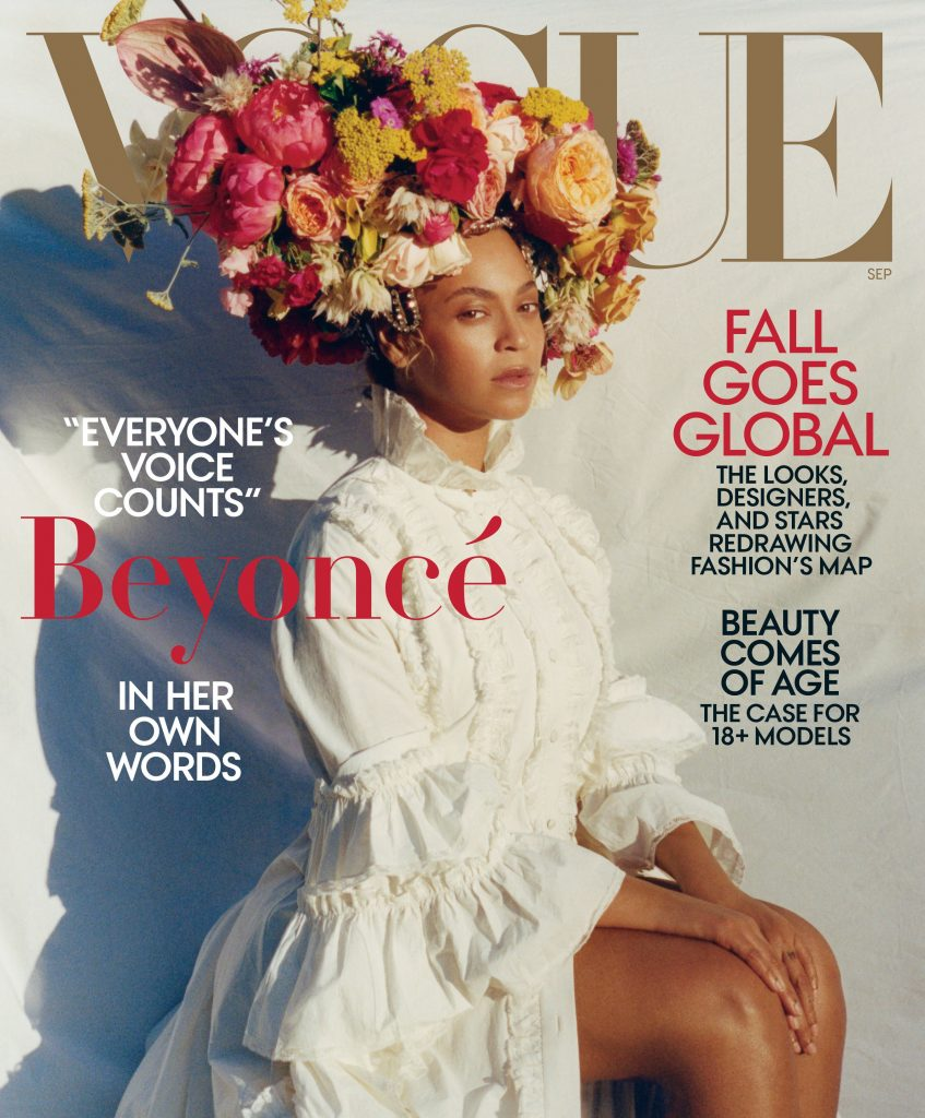 Black Women Cover Mainstream September Issues