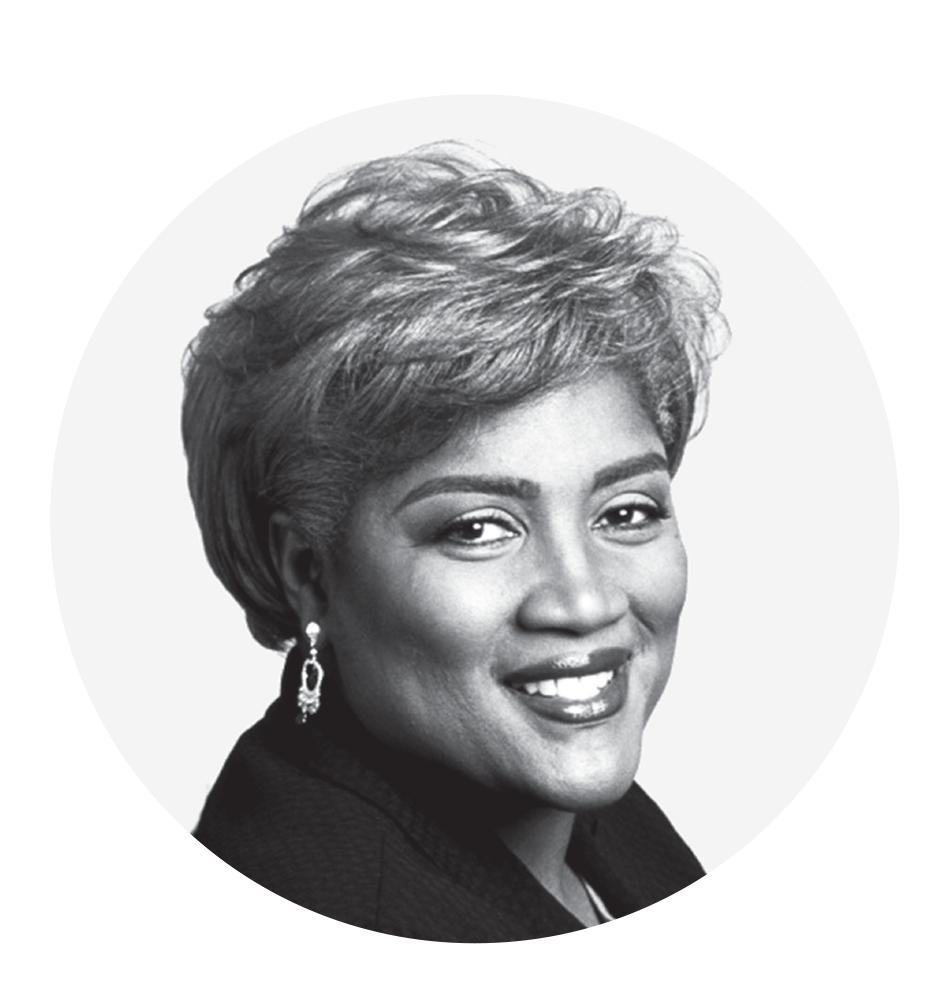 Donna Brazile New King Endowed Chair