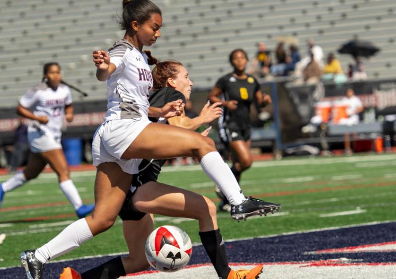 Howard Women's Soccer Sweeps Grambling State University