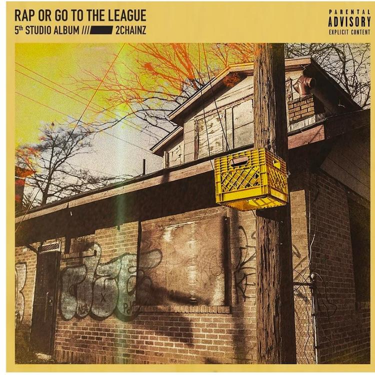 'Rap or Go to the League:' The Crossover