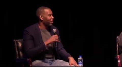Ta-Nehisi Coates Joins 'Power of the Pen' at Howard
