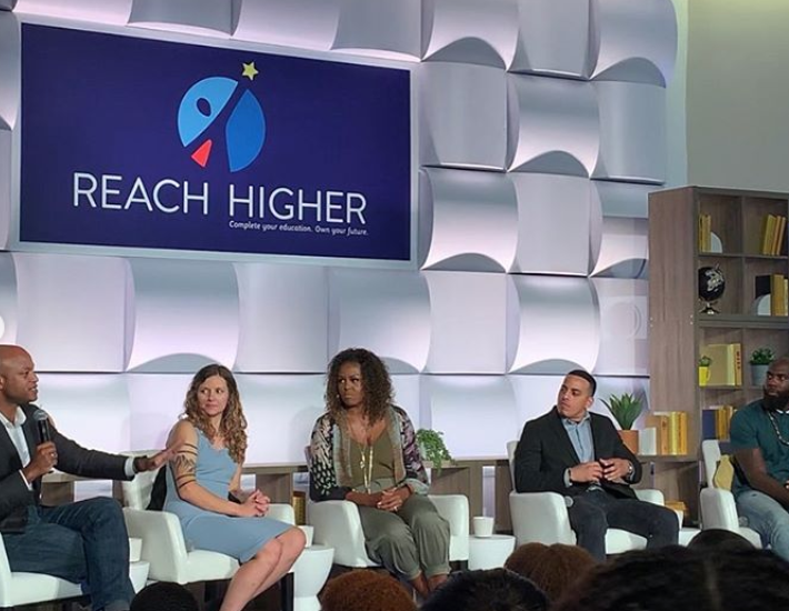 Howard Hosts Michelle Obama's 2019 Beating the Odds Summit