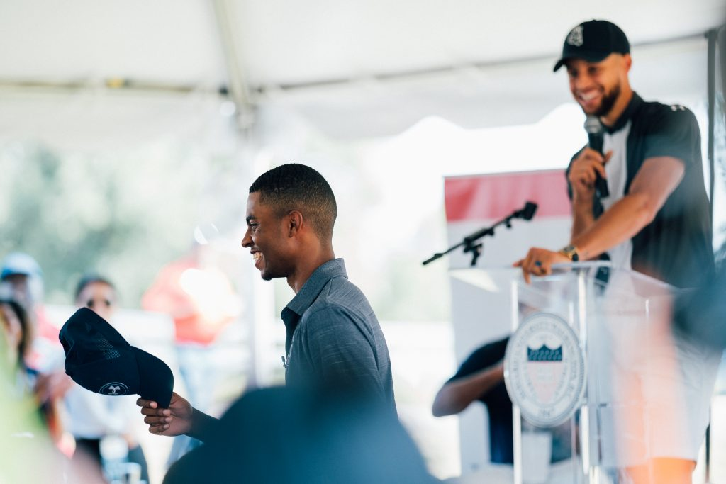 Stephen Curry Funds Howard University Golf Program