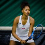 Bison Tennis Makes Appearance in Moore Invitational
