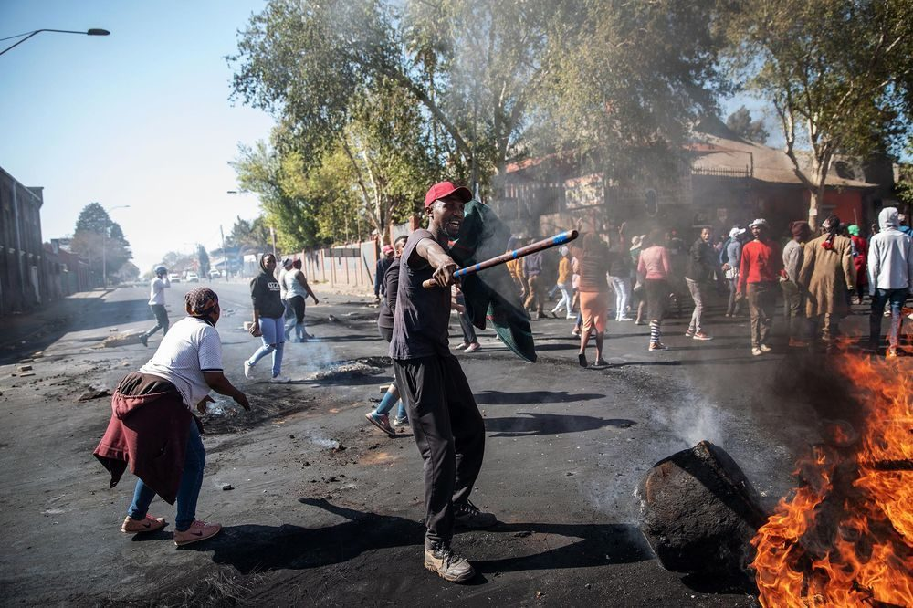Xenophobic Riots Erupt in South Africa