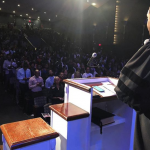 Commissioning Service Motivates Student Leaders